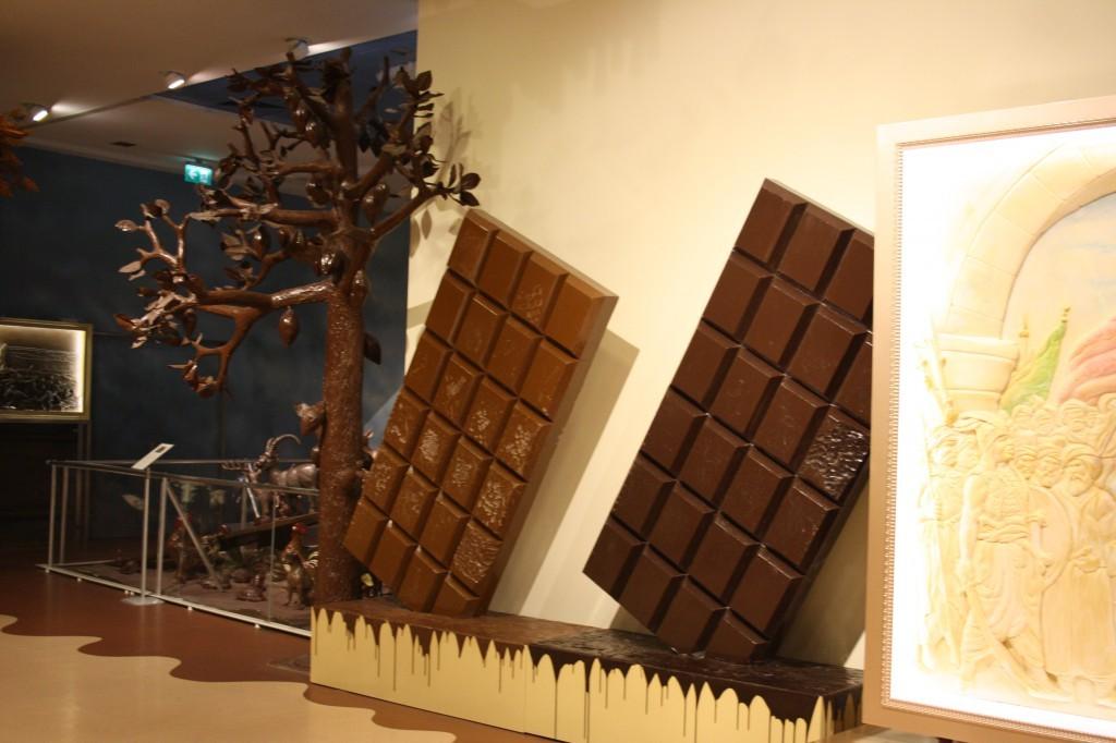 bugunneyesem-çikolatamüzesi