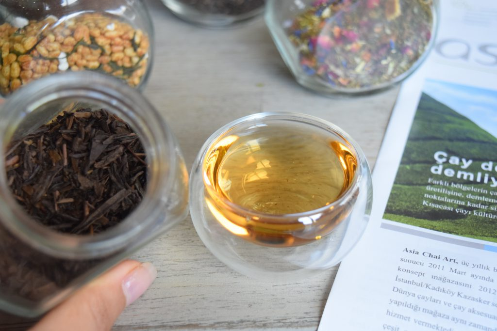 puerh çayı asia chai art