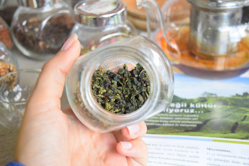 tie guan çay