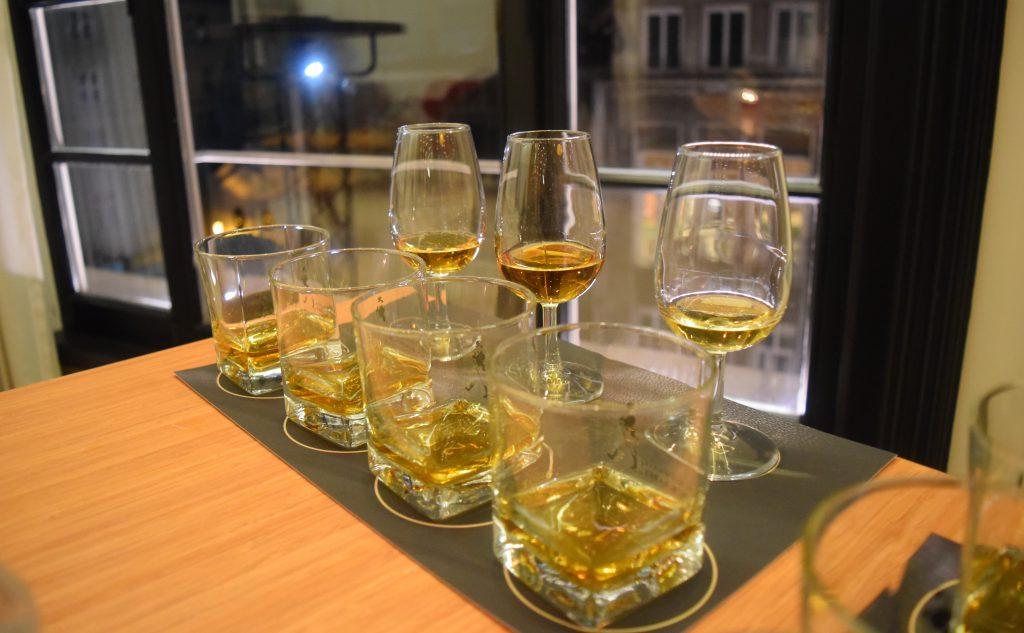 whisky mentoring